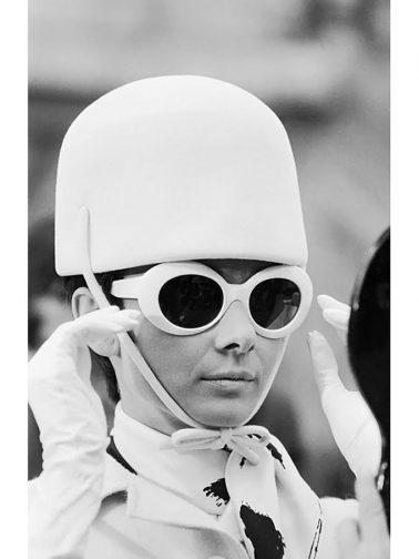Audrey Hepburn, Paris 1966 by Terry O'Neill