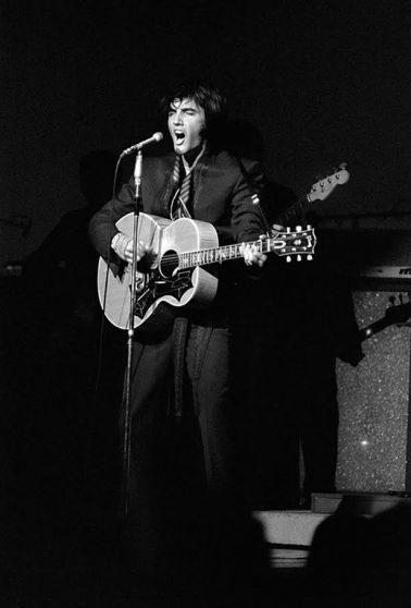 Elvis Presley by Terry O'Neill