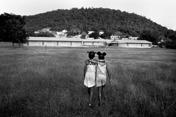 Walking To School by Melchoir DiGiacomo