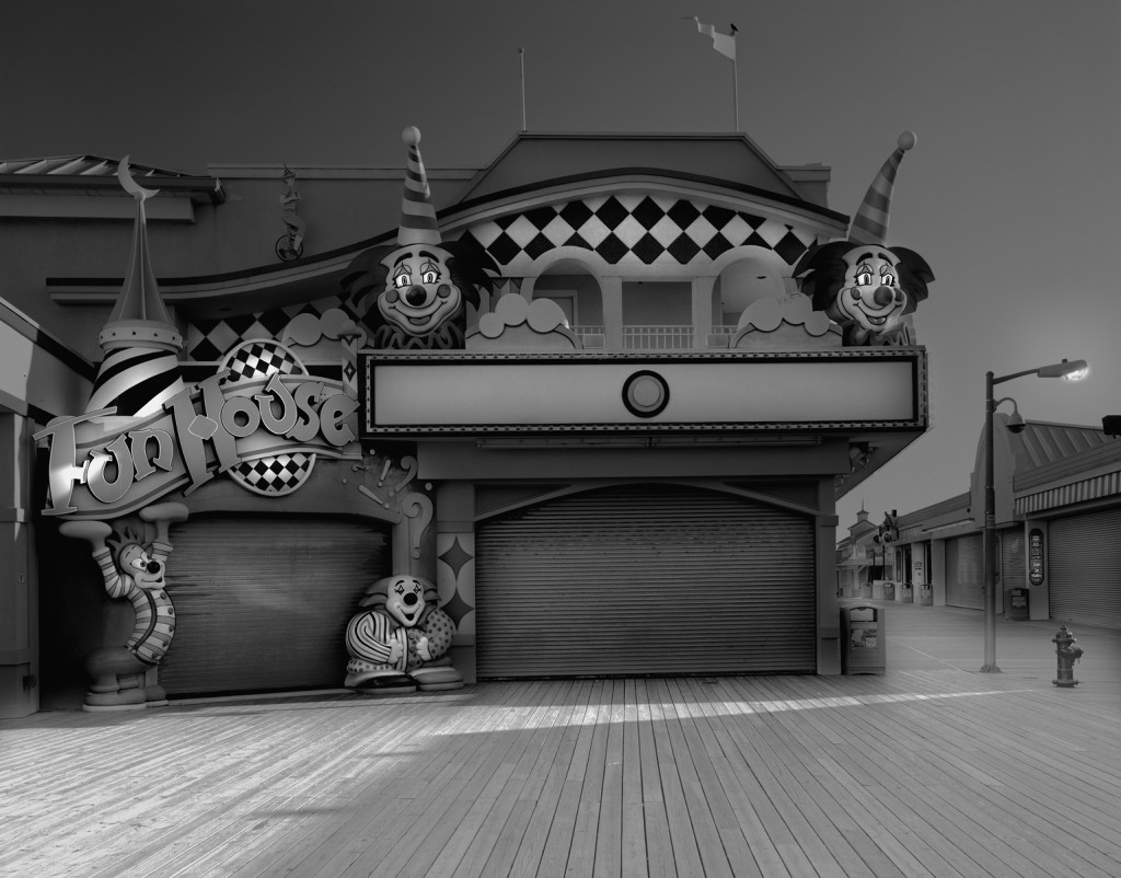 Fun House, Point Pleasant, Afterlife, NJ by Michael Massaia