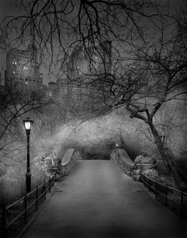 Gapstow Bridge, Deep in a Dream Central Park by Michael Massaia
