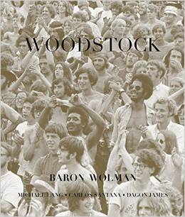 Woodstock by Baron Wolman Book Cover
