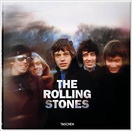 The Rolling Stones Taschen Book Cover