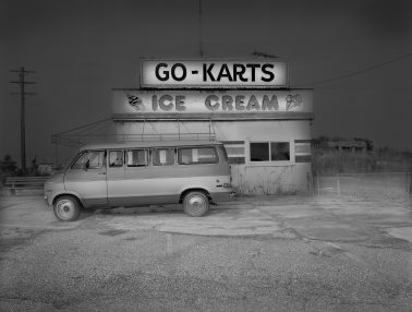 Go Karts and Ice Cream, Afterlife, NJ by Michael Massaia
