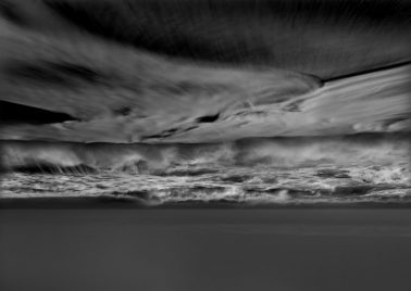 Hurricane Patricia Remnants, The Pull by Michael Massaia