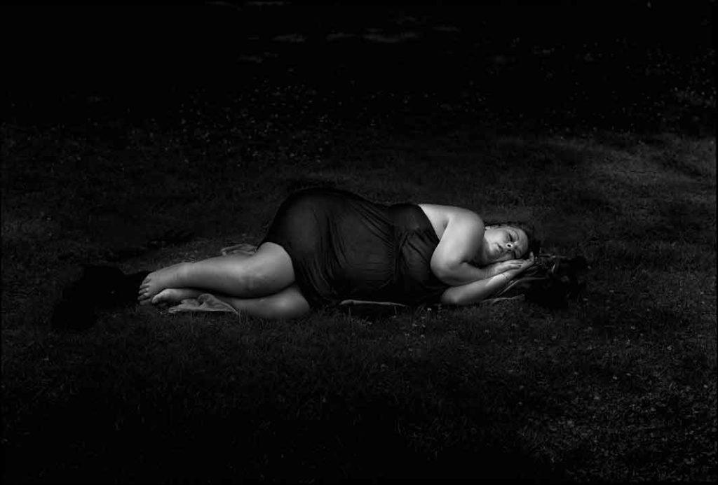 Sleeper #4, Sheep Meadow by Michael Massaia