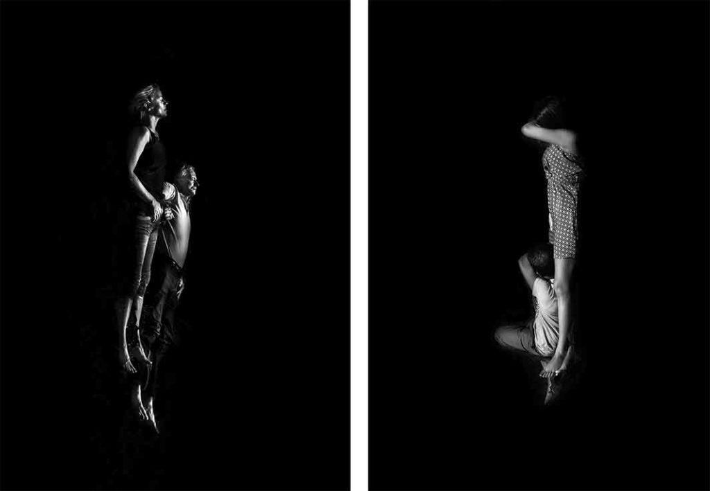 Couple #8, 2014 by Michael Massaia