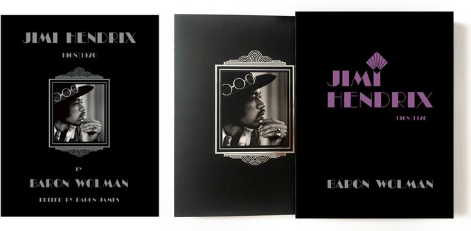 Jimi Hendrix Book Editions