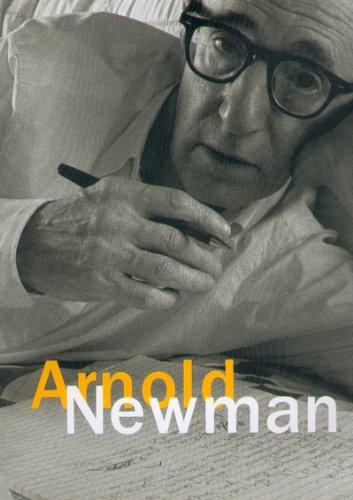 Arnold Newman book