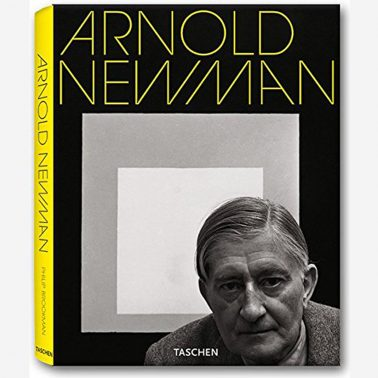Arnold Newman by Phillip Brookman