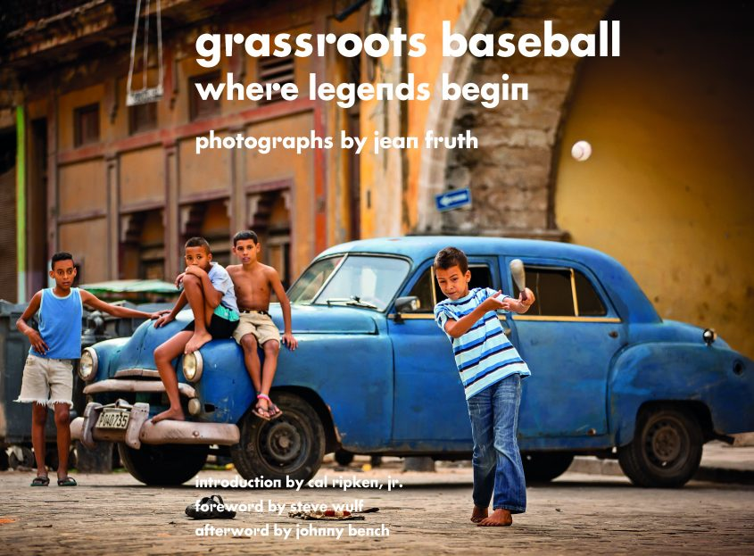 Grassroots Baseball by Jean Fruth