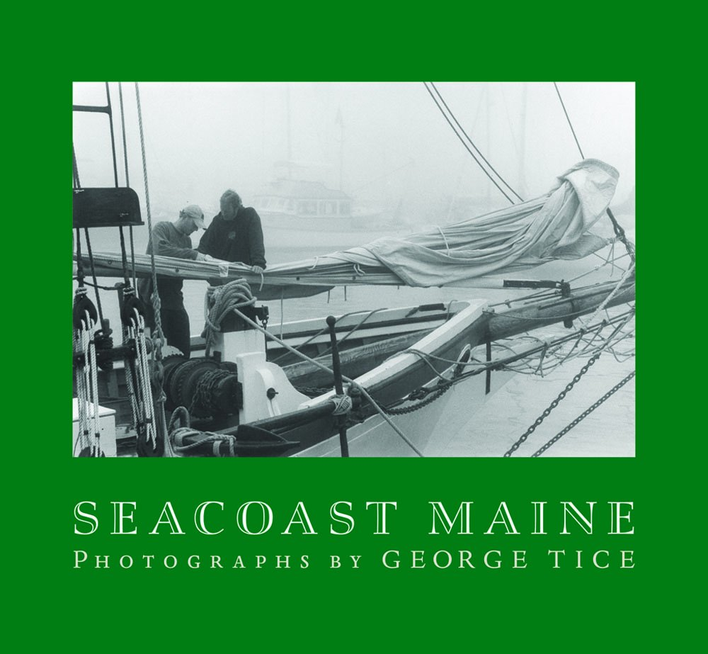 Seacoast Maine by George Tice