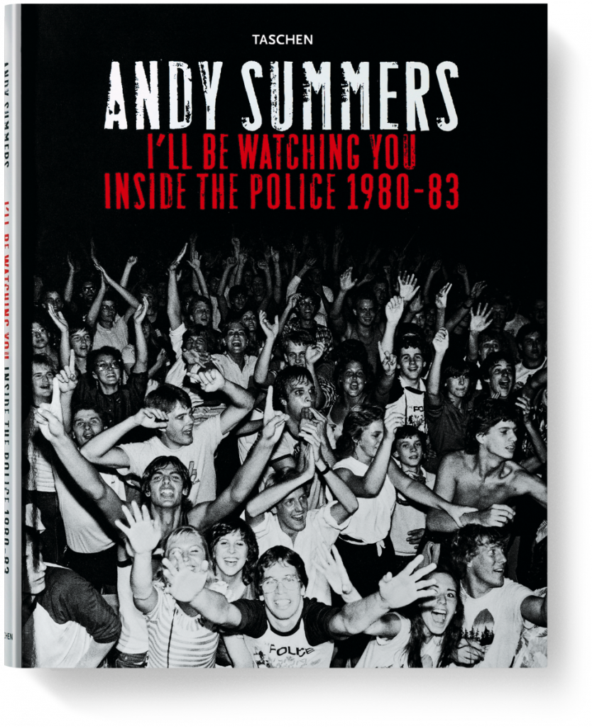 I'll Be Watching You by Andy Summers