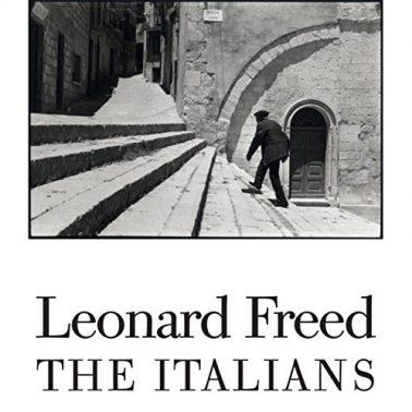 The Italians by Leonard Freed